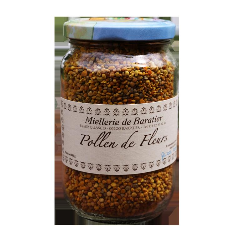 Pollen de fleurs - 240g